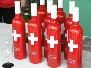 Swiss wines